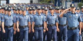 Pay Hike and Rice Allowance for Cops and Soldiers by September