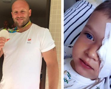Olympian Silver Medalist Auctions Medal to Fund Treatment for Cancer-stricken Boy