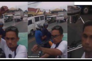 Tricycle Driver Who Went Berserk in Batangas Road Rage Is on Drug List