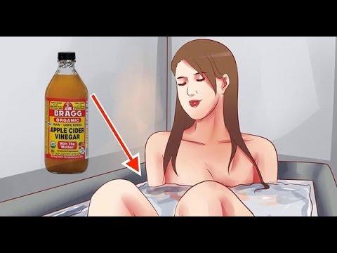 vinegar-bath