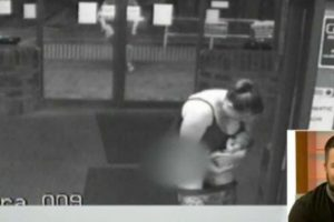 VIDEO: Woman Gives Birth in Less than a Minute in Hospital Entrance
