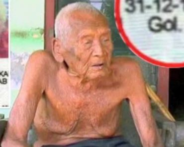 Indonesian Man, 145, Claims to Be the World's Oldest Person