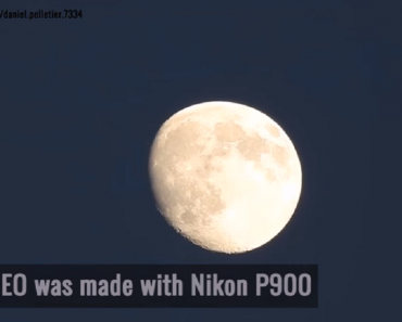 This Camera Offers Epic Lens so You Zoom in Up to the Moon's Surface!