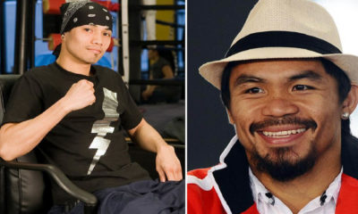 Manny Pacquiao and Nonito Donaire