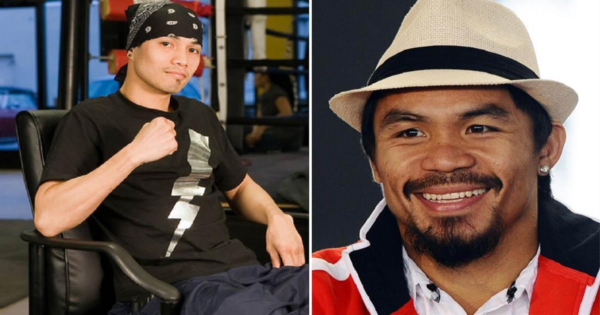 Manny Pacquiao and Nonito Donaire