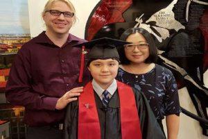 12-Year-Old Boy, A College Freshman at Ivy League School