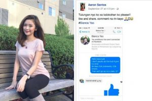 Guy Gets a Chance to Date His Dream Girl through the Help of Facebook Users