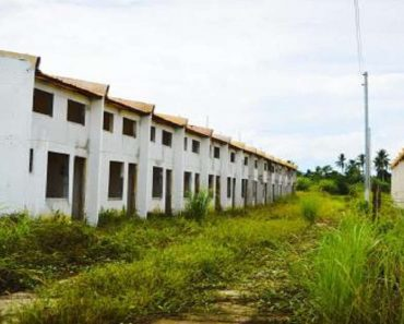1,000 Housing Units for Uniformed Personnel Remain Unoccupied in Tacloban City Since 2013