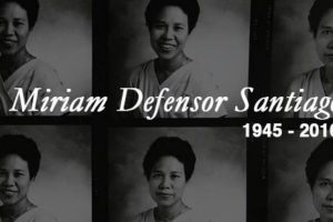 5 Life Lessons from the Late Miriam Defensor-Santiago
