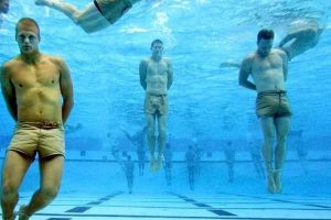 Former Navy Seal Shares How To Survive Drowning Even If You're Tied Up