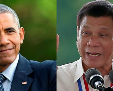 """Duterte Regrets """"Strong Comments"""" About Obama"""