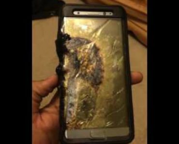 Young Boy Injured after Samsung Note 7 Exploded in His Hands