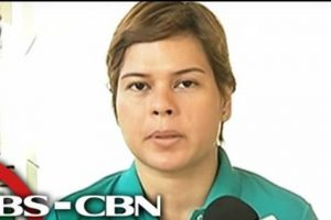 Sara Duterte Offers P2-M for Info and Arrest of Davao Blast Suspects