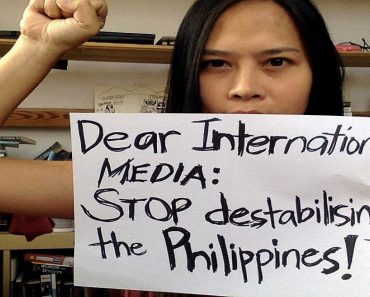 TransPinay Blogger Initiates Call for International Media to Stop Destabilizing the Philippines