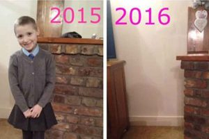 Viral Photo: Mother Shares What It's Like To Lose A Child To Cancer