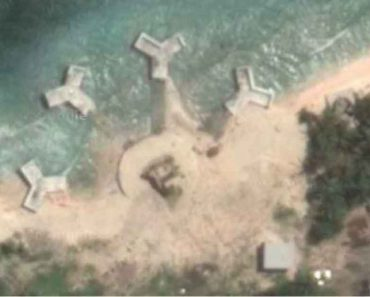 Taiwan Asks Google To Blur Images Of Secret Military Base On Disputed Island