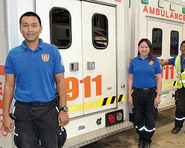 Pinoys Express Support to 911 PH by Sharing Their Stories on Social Media