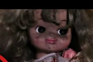 VIDEO: Cursed Doll Allegedly Terrorizes Family of Its Owner