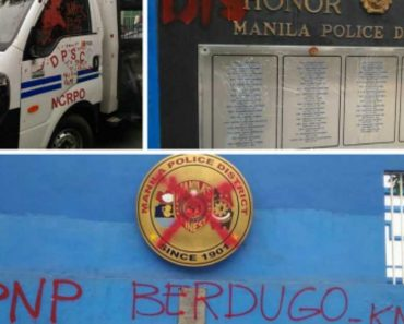 LOOK: Protesters Allegedly Damaged Government Properties Prior to Violent Dispersal