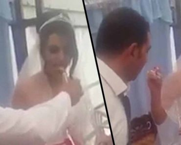 Viral Video Shows Ill-Tempered Groom Slapping Bride During Wedding Reception