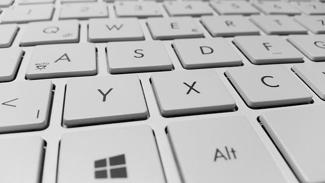 keyboard-bacteria