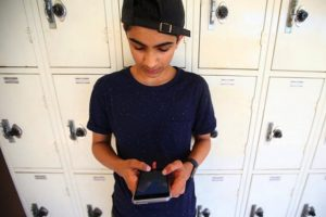 Kid Who's Falling Behind in Math Class Builds an App to Solve Assignments for Him