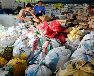 DSWD Secretary Apologizes for Sacks of Relief Goods Buried in Dumaguete Dumpsite