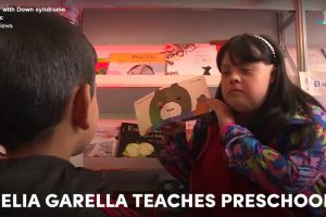 Argentinian Woman Becomes World's First Teacher with Down Syndrome
