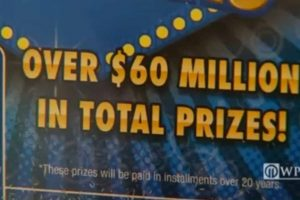 Wife Buys Lottery Ticket To Prove It's A Waste Of Money. She Wins $1 Million!