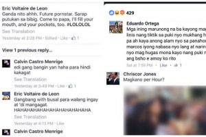 Lawyers, IT Experts Offer Help to Anti-Marcos Protesters Sexually Harassed Online