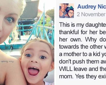 Divorced Mom Writes Heartwarming Thank You Note To Her Ex's New Girlfriend. It Later Went Viral!
