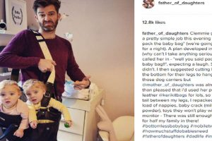 Honest Dad Posts Hilarious Parenting Situations Without Any Sugarcoating