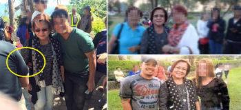 Netizens Share Photos of De Lima in Baguio City