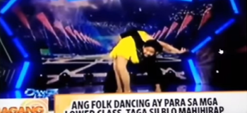 Morning Show Draws Flak for Saying Folk Dancing is for Poor People