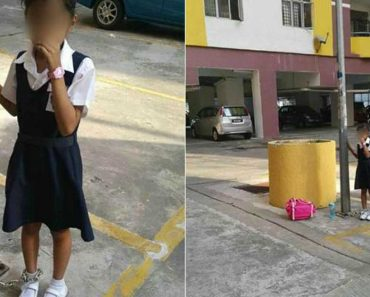 8-Year-Old Girl Chained to a Post As Punishment for Refusing to Go to School