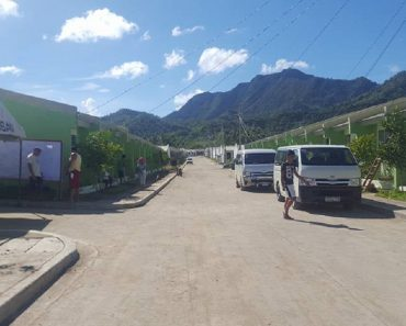 280 'Yolanda' Families Finally Relocating to New Homes in Tacloban