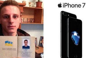 """Man Switches His Name to """"iPhone 7"""" to Get One for Free"""