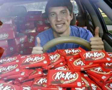 Victim of KitKat Theft Gets a Break after Receiving 6,500 Free Chocolate Bars