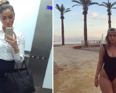 This Beautiful and Successful Lawyer from Israel is the Latest Internet Star