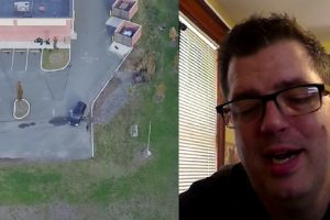 Man Catches Cheating Wife Using a Drone Camera