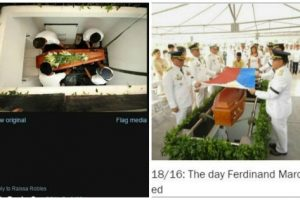 Was Marcos' Remains Buried in a Secret Chamber Underground?