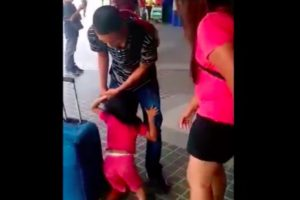WATCH: Heartbreaking Moment OFW Father Bids Goodbye to His Crying Daughter