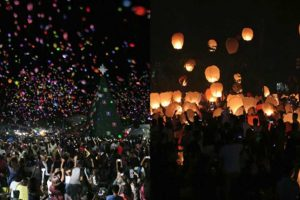 Why Are Netizens Furious over the Release of Balloons, Sky Lanterns during a Festival in the PH?