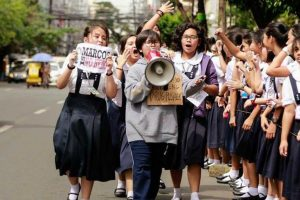 St. Scho Student Sheds Light about Viral Protest Photo