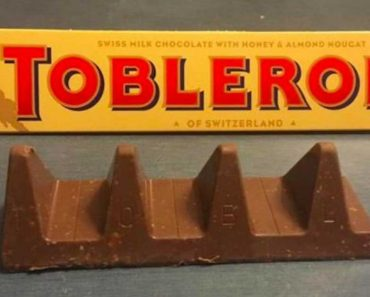 LOOK: Fans Are Not Happy with Toblerone's New Look