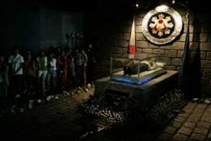 Supreme Court OKs Marcos Burial at Libingan ng mga Bayani