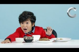 WATCH: American Children Try Pinoy Food for the First Time