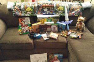 LOOK: This Lucky Lady Gets Bill Gates as Her Secret Santa