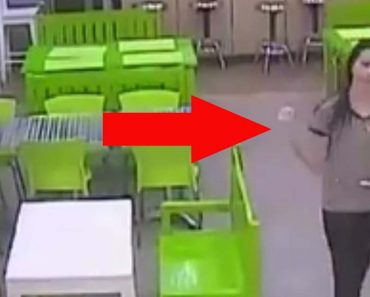 CCTV Footage Shows Beautiful Girl Stealing P12,000 From A Restaurant