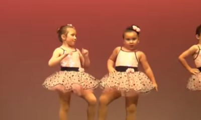 dancing girl